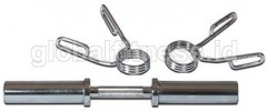 Chromed Olympic Dumbell Bar 37,5 cm x 2,8 cm4 kg