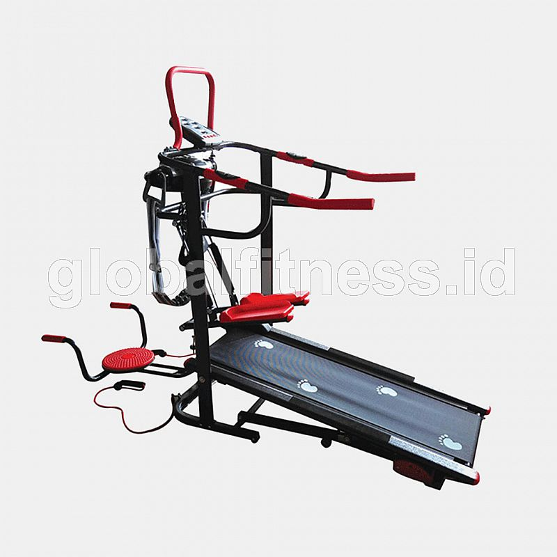 Treadmill Manual TL-004 AG